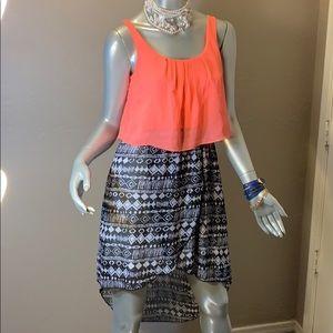 Rue21 Dress asymmetrical